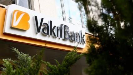 VakıfBank'tan 660 milyon dolarlık güven imzası
