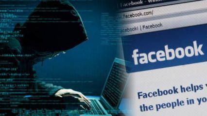 Yüzbinlerce Facebook şifresini çalan korsanlar kasayı kilitlemeyi unuttu