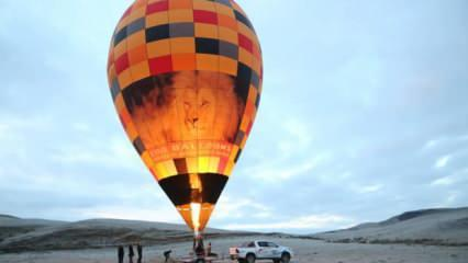 Ordu'ya balon turizmi geliyor! Türkiye'de balon turu yapılan yerler