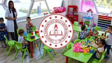 Anaokulu ve kreşler açılıyor mu? MEB'ten okul öncesi eğitim kurumları açıklaması!