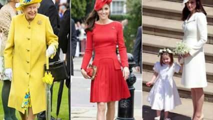 Asil görünme sanatı: İngiltere Kraliyet Ailesi'nin giyim kodları