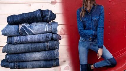Denim pantolon nedir? Denim pantolon özellikleri nelerdir?