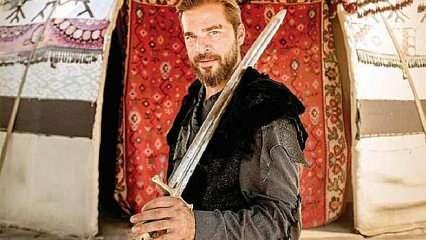 Diriliş Ertuğrul sona erince Barbaros'a başlayan Engin Altan'dan gündemden düşmeyecek gönderi!