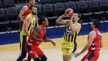 Fenerbahçe Beko'ya ligde yan bakılmıyor