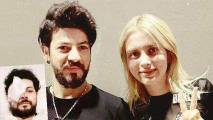 Genç müzisyen Şahan Dinç gözünü kaybetti...