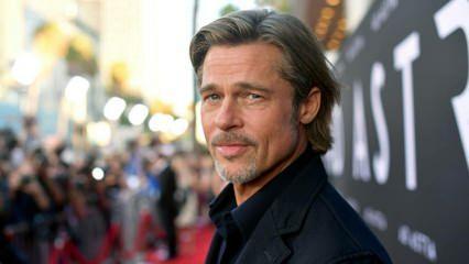 Hollywood yıldızı Brad Pitt'ten alkışlanacak hareket!