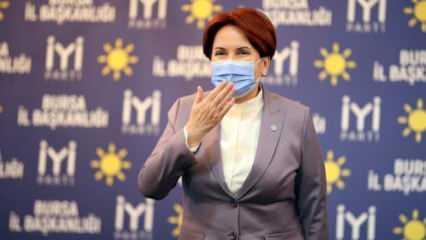 İYİ Parti'de sular durulmuyor! Meral Akşener'den ilk açıklama!