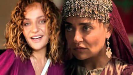Kuruluş Osman dizisinde oynayan oyuncu Didem Balçın anne oluyor!
