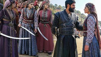 Kuruluş Osman'ın ünlü oyuncusundan dillerden düşmeyecek itiraf! İlginin merkezine oturtuldu...