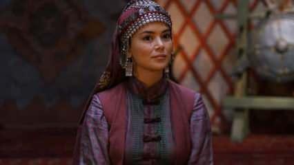 Kuruluş Osman'ın revaçta ismi Seray Kaya'yı daha önce böyle görmediniz! İşin iç yüzünü anlattı