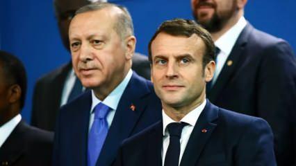 Fransa'dan Dağlık Karabağ'da kabul edilemez Türkiye talebi