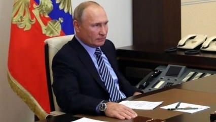 Putin'e ömür boyu dokunulmazlık verecek tasarı, ilk oylamayı geçti