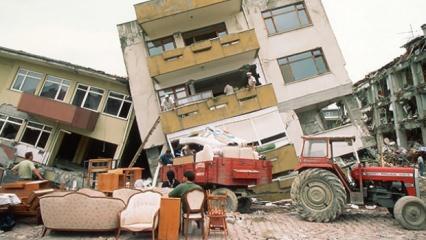 Rüyada depremde sallanmak neye işaret? Rüyada deprem olduğunu hissetmek ne anlama gelir?
