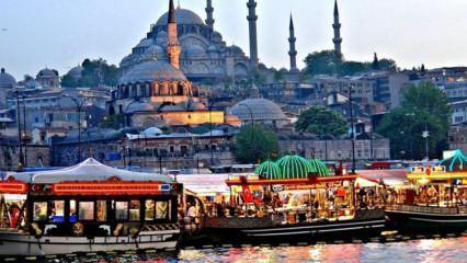 Sirkeci'de gezilecek tarihi yerler