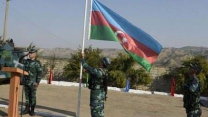 Son dakika haberi: Azerbaycan ordusu 27 yıl sonra Ağdam'da!