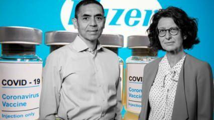 Türk doktorların bulduğu koronavirüs aşısında etkinlik yüzde 95'e çıktı