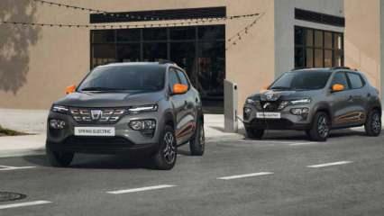Fiat Egea'yı fiyatı ile geride bırakacak! Türkiye'nin en ucuz sıfır arabası yeni Dacia Spring!