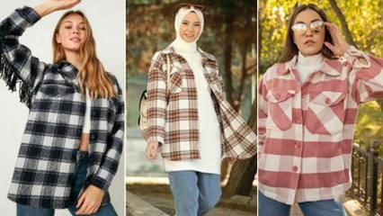 2020-2021 Sonbahar kış gömlek trendler