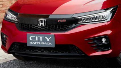 Honda City HB tanıtıldı! İşte özellikleri