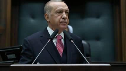 Alman askerlerini Türk gemisini basması sonrası Erdoğan'dan ilk açıklama