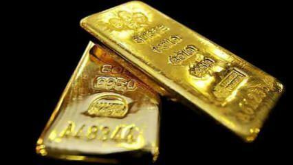 Altın fiyatları gaza bastı
