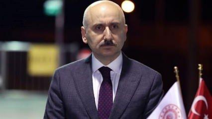 Bakan Karaismailoğlu'ndan Türk bayraklı ticaret gemisine yapılan müdahaleye tepki