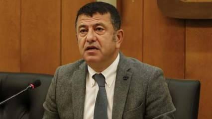 CHP Genel Başkan Yardımcısı Veli Ağbaba'nın Kovid-19 testi pozitif çıktı