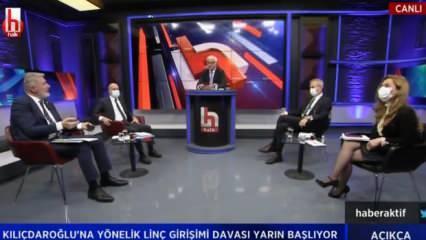 CHP'li Ali Öztunç Halk TV'nin yalan haberiyle devlete saldırdı