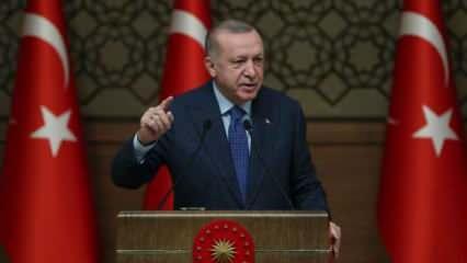 Cumhurbaşkanı Erdoğan dikkat çekmişti! Operasyon merkezi kuruldu