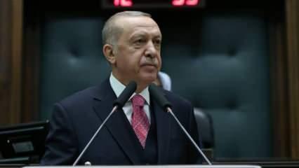 Cumhurbaşkanı Erdoğan'dan Bülent Arınç'a çok sert Demirtaş tepkisi
