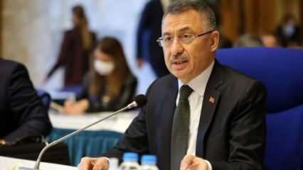 Cumhurbaşkanı Yardımcısı Oktay: Milli füzenin seri üretimi başladı
