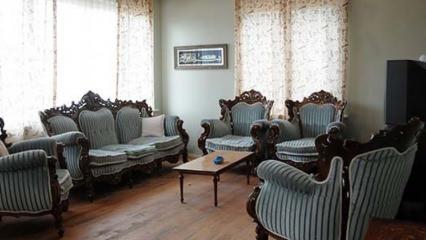 Dizilerde kullanılan ev dekorasyonu tarzları