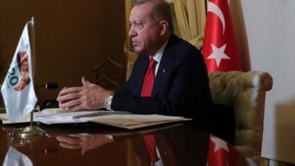 Erdoğan'dan Arınç'a sert tepki! İstifa sonrası toplantıda açıkladı