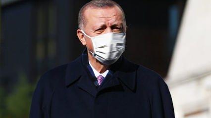 Erdoğan'dan koronavirüste ek tedbir açıklaması: Bunu yapmaya mecburuz