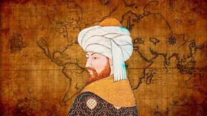 Fatih Sultan Mehmet kimdir? Fatih Sultan Mehmet'in İstanbul'u fethi...