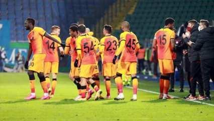 Galatasaray'da kabus! Tam 11 futbolcu...