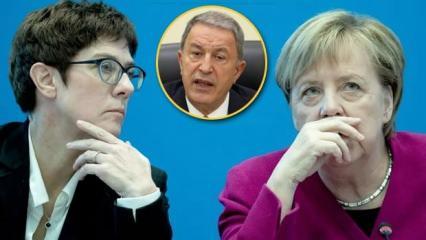 Türk gemisini basan Almanya'dan skandal Türkiye açıklaması: Ankara'dan jet yanıt