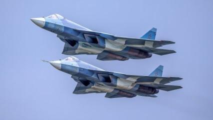 ABD'li isim: Türkiye'nin Su-57 alması NATO'nun en büyük kabusu olur