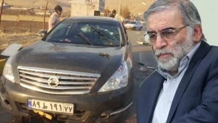 İranlı nükleer fizikçiye suikast! Ruhani'den İsrail'e sert sözler
