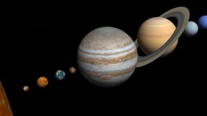 Jüpiter ve Satürn, Orta Çağ'dan bu yana ilk defa birleşecek!