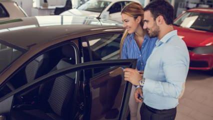 Kasım ayı sıfır araç kampanyaları açıklandı: Yüzde 0 - 0,99 kredi imkanı!