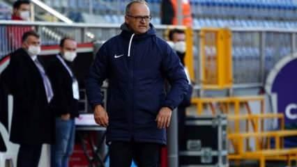 Kasımpaşa'da İrfan Buz 14 gün sonra istifa etti