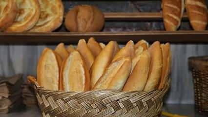 İstanbul Vailiği'nden ekmek fiyatı açıklaması