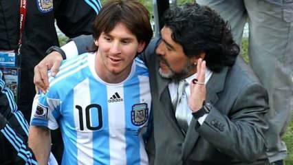 Maradona'nın vefatı yasa boğdu