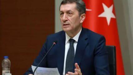 Bakanı Selçuk'tan yüz yüze eğitim sonrası son dakika açıklaması!