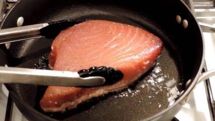 Orkinos balığı nedir ve Orkinos balığı nasıl pişirilir? İşte orkinos balığı kavurma tarifi