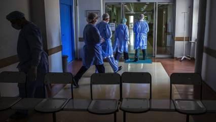 Son dakika haberi: 25 Kasım koronavirüs tablosu! Vaka, Hasta, ölü sayısı ve son durum açıklandı