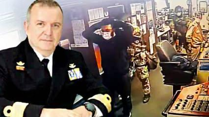 İşte 'Türk gemisini basın' emrini veren Yunan amiral