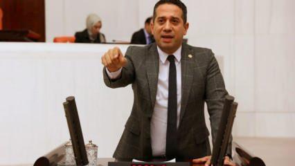 Skandal sözler sonrası CHP Milletvekili Ali Mahir Başarır'a kötü haber!