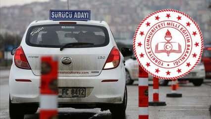 Sürücü kursları kapandı mı? Ehliyet sınavları ne zaman ne şekilde yapılacak?